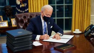 Biden, Trump'ın 17 kararını iptal etti!