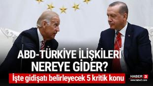 ABD-Türkiye ilişkilerinde yeni dönem