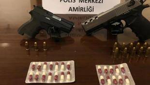 Suç makinesi Başkent'te yakalandı