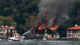 Vaniköy Camii'ndeki yangının nedeni belli oldu