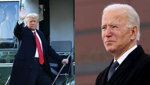 Trump'ın Biden'a bıraktığı mektupta ne yazdığı ortaya çıktı