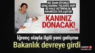 Antalya'daki iğrenç tecavüz olayında yeni gelişme: Bakanlık devreye girdi