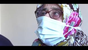 85 yaş ve üstündekilere evde koronavirüs aşısı böyle yapıldı