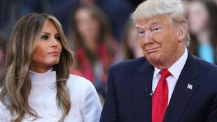 Trump çiftinin yatak odası sırları ifşa oldu