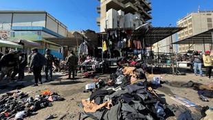 Kanlı saldırıları IŞİD üstlendi