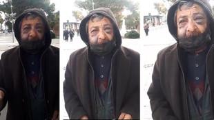 İzmir'de evsiz vatandaşa öldüresiye dayak!