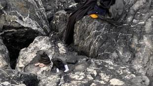 İstanbul'da kahreden intihar notu