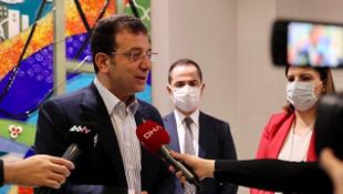 Ekrem İmamoğlu'ndan 'halk ekmek' açıklaması