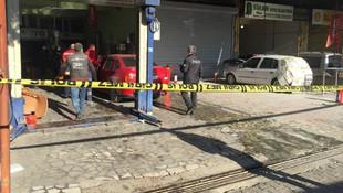 Mersin'de sanayi sitesinde patlama: Yaralılar var!