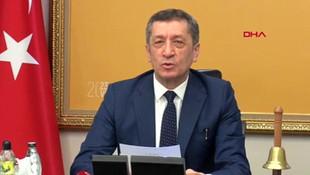Milli Eğitim Bakanı Selçuk'tan ''15 Şubat'' açıklaması