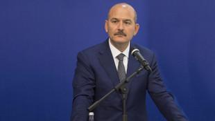 Bakan Soylu'ya hakaret eden şahıs serbest bırakıldı