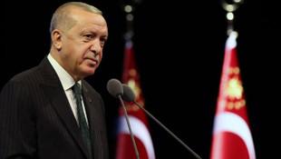 Cumhurbaşkanı Erdoğan: Yüksek faize kesinlikle karşıyım