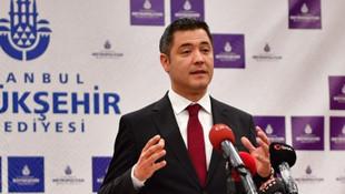 İBB Sözcüsü Murat Ongun: ''Saldırıları kınıyoruz''