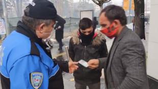 """""""Babana söyle 900 lira fazla para çeksin"""" demişti... Polise tepki yağdı"""