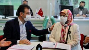 İmamoğlu duyurdu: ''İstanbul'a ve Türkiye'ye örnek bir iş yapacağız''