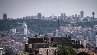 Ankara'da doğal gaz kullanımının artması hava kalitesini etkiledi