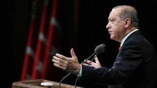 Esnaf için 6 maddelik öneri paketi Erdoğan'a sunuldu