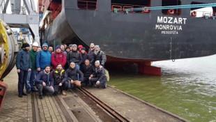 Korsanlar Türk gemisine nasıl girdi? Nefes kesen detaylar