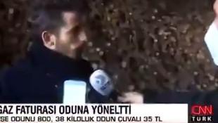 CNN Türk'te izleyiciyi şaşırtan haber!