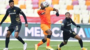 Galatasaray 3 puanı son anda aldı