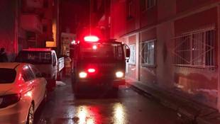 İzmir'de gece yarısı korkunç olay: 1 ölü, 1 yaralı!
