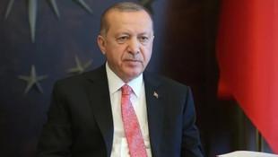 Cumhurbaşkanı Erdoğan: Hedefimiz 5 yılda tamamlamaktır
