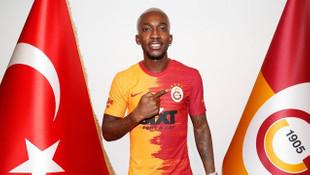 Galatasaray, Onyekuru'yu resmen açıkladı
