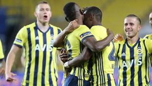 Fenerbahçe rekor kırdı! Fenerbahçe-Hes Kablo Kayserispor: 3-0