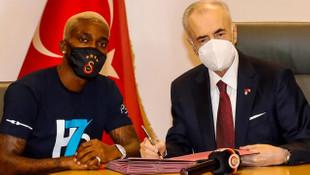 Mustafa Cengiz: Bence evin oğlu Onyekuru