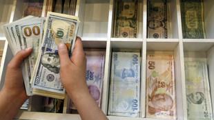Dolar, euro ve altında sert düşüş!