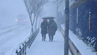 Önce Meteoroloji ardından AKOM uyardı! Kar çok fena geliyor!