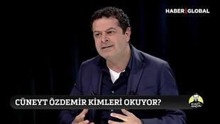 Cüneyt Özdemir dizi çekeceğini açıkladı
