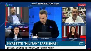 CHP'li Berhan Şimşek'e ölüm tehdidi