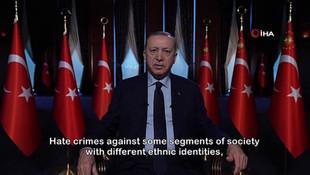 Erdoğan'dan ''İslam düşmanlığı durmalı'' çağrısı