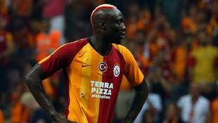 Diange Galatasaray'dan ayrıldı