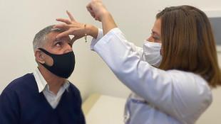 Koronavirüsü hafif atlatan hasta kısmi felç geçirdi