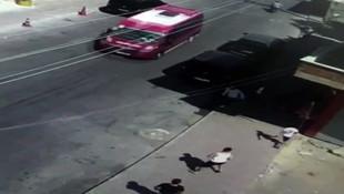 16 yaşındaki genci sokak ortasında öldürmüştü! Cinayet anı güvenlik kamerasında