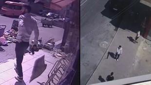 16 yaşındaki genci sokakta öldürmüştü! O anın görüntüleri ortaya çıktı