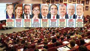 20 eski AK Partili rektör oldu