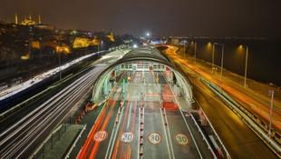 Geçiş garantili Avrasya Tüneli 391 milyon TL daha yuttu!