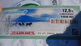 Milli Piyango bileti iki şehri karıştırdı