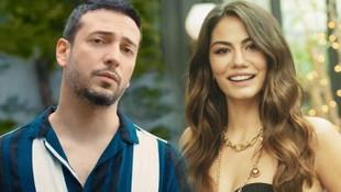 Oğuzhan Koç Demet Özdemir'le aşkını sosyal medyadan ilan etti!