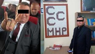 MHP'li başkan adayı tecavüzden tutuklandı