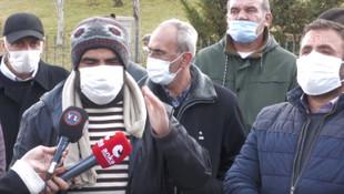 Ankara'da Erdoğan'a protesto: 'Ne dediyse yaptık, yumurta bile alamıyorum!'