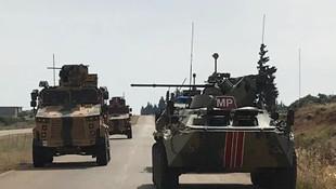 Türkiye ve Rusya'dan Suriye'de 2021'in ilk devriye