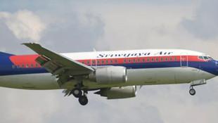 Endonezya'da yolcu uçağı kayboldu!