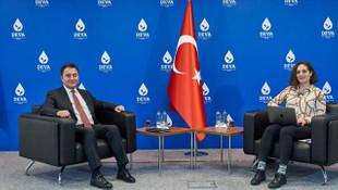 Ali Babacan'dan ''Anayasa'nın ilk dört maddesi'' sorusuna tepki çeken yanıt