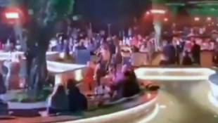 Antalya'da Murat Dalkılıç konserinde 5 yıldızlı rezalet!
