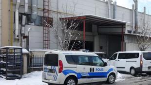 Bursa'da 40 yaşındaki işçinin feci ölümü!