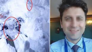 Uludağ'da ölüm uykusuna yatan doktorun mektubu ortaya çıktı